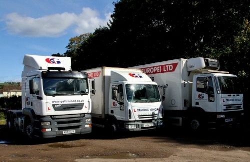 The C&G Truck Fleet