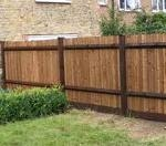 all types of garden fencing