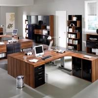 Black Walnut Office Furniture