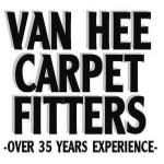Jeff Vanhee Carpet Fitters - Carpet & Vinyl Suppliers