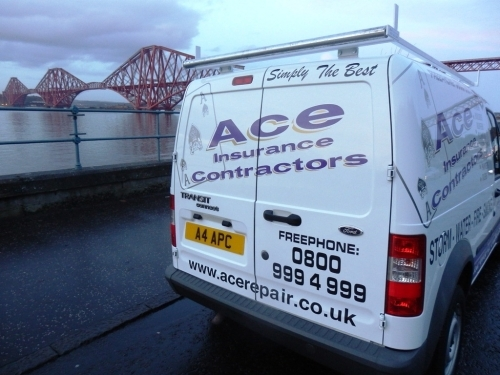 Ace Insurance Contractors Group Roofing Division