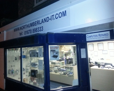 Northumberland IT Store