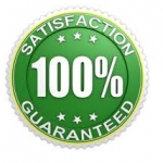 100 Satrisfaction Guarantee 1