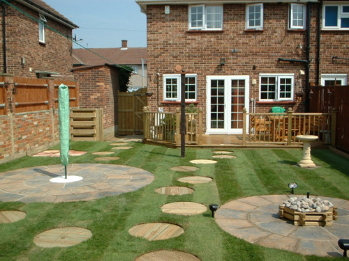 Garden landscaping ideas glasgow pdf for Garden design ideas glasgow