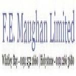 F E Maughan Ltd