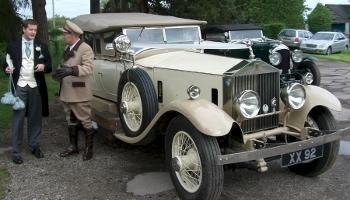 Rolls Royce Phantom 1926