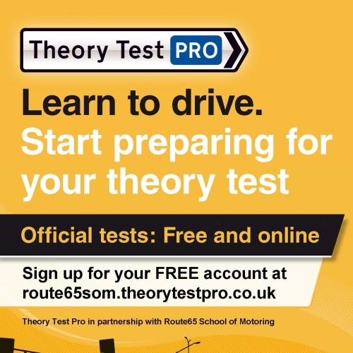 Instructor Theory Test Pro Promo Poster