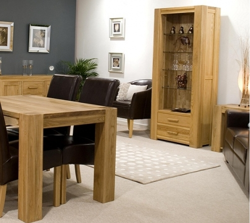 Trend Solid Oak Dining and Living Room Furniture