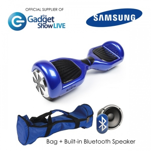 6.5 INCH CLASSIC HOVERBOARD SWEGWAY IN BLUE