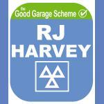 R J Harvey Landrovers