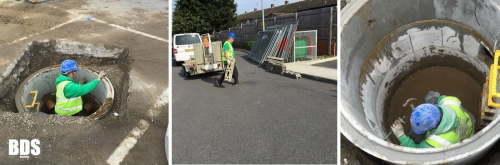 Commercial Drainage Services London