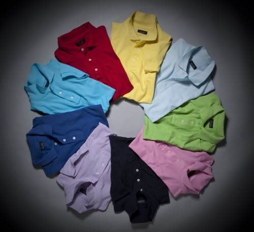 Still Life Fashion Photography - Men's Polo Shirts