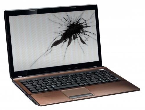 Pc Paramedics Smashed Laptop Screeen