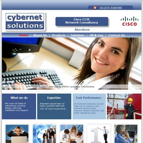 Cybernet Solutions - Apple optimised