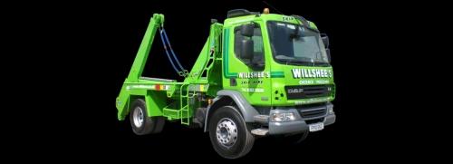 willshee 39 s skip hire waste disposal in burton on trent. Black Bedroom Furniture Sets. Home Design Ideas