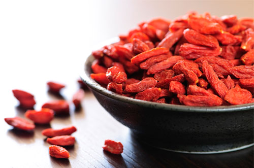 Organic Raw Goji Berries