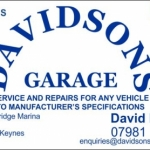 Davidsons Garage