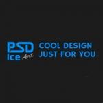 P S D Ice Art