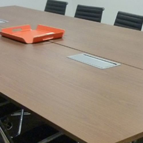 Meeting Room Table and Chairs by Team a go-go Office Furniture Liverpool