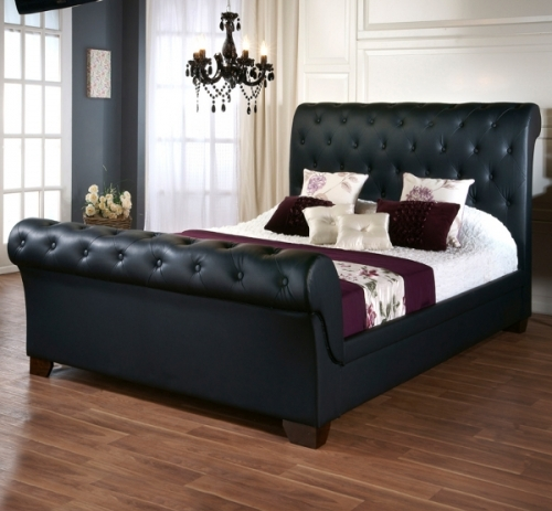 Modern Upholstered Bed Frames