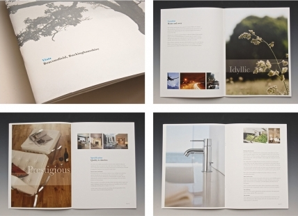 Marketing Brochure - Nicholas King Homes, Beaconsfield
