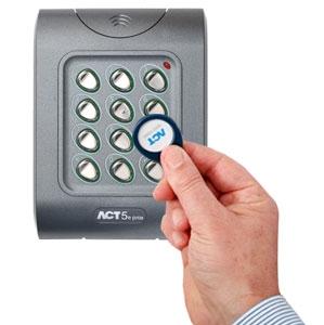 Act 5e Prox Digital Keypad With Proximity