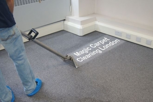 Our professional carpet cleaners in London