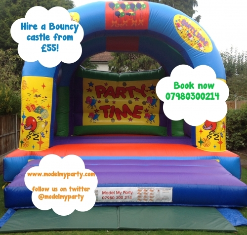 Bouncy Castle 15x15