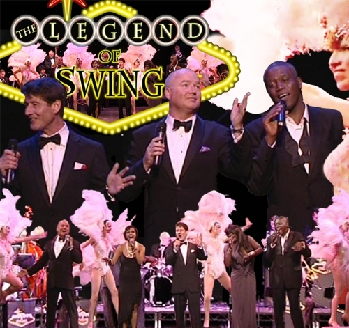 The Legend of Swing Show a British Rat Pack production