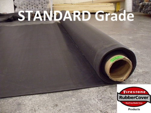 Firestone EPDM Durable Membrane (Standard grade 1.14mm)
