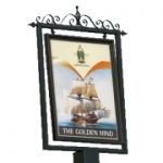 Golden Hind Pub - pubs and bars