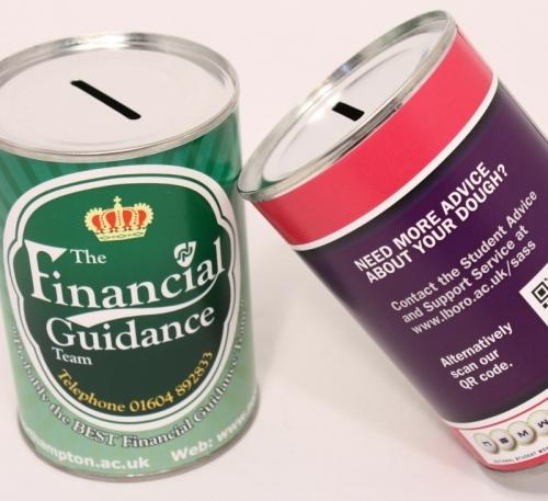 Student Savings Tin