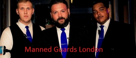 Manned Guards London By Firstline Security