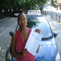 DRIVING LESSONS IN BUSHEY WD23