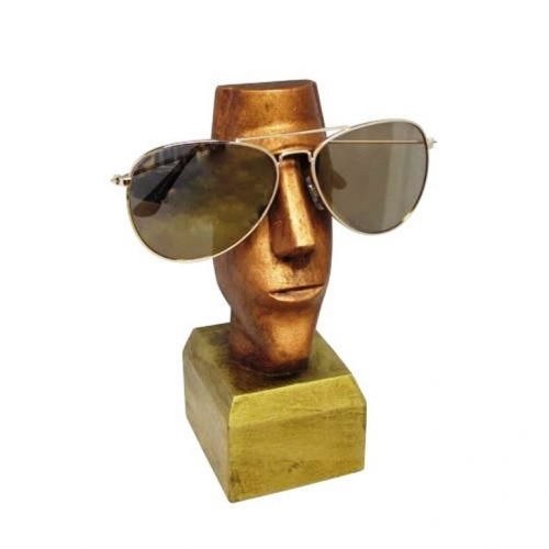 Wooden Spectacles Holder