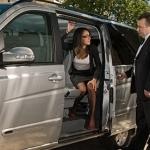 Mercedes Viano Executive airport transfers
