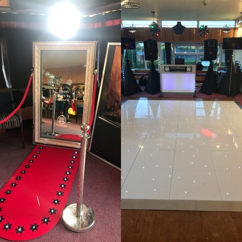 Mirror Booth Hire Middlesex