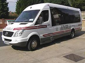 Angela Coaches Ltd