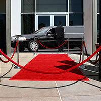 Post & Rope Hire