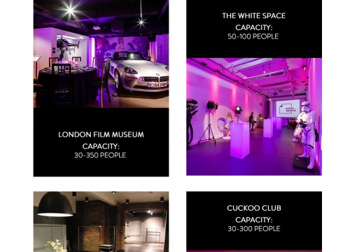 Venues in West London