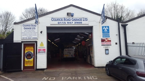 Car Garage Repairs Nottingham