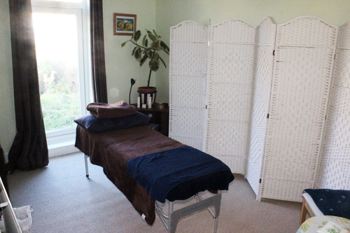 Massage Therapy Room Brighton