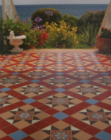 Victorian Floor Tiles
