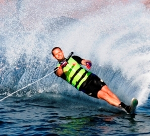 Waterskiing Holiday