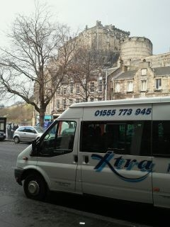 Xtra At Edinburgh Castle