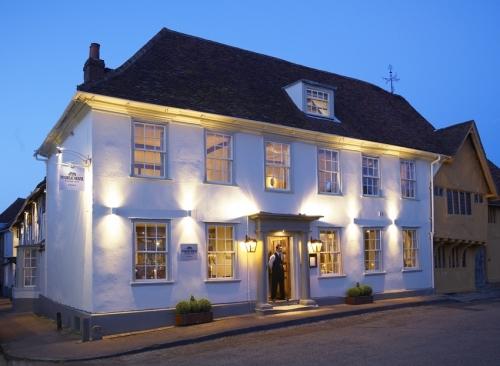 Lavenham Great House Hotel and Restaurant In Suffolk