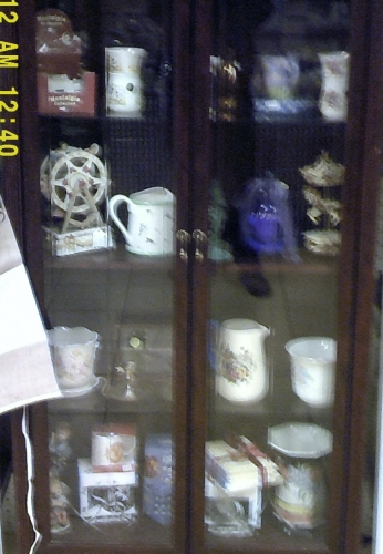 Collectables Cabinet