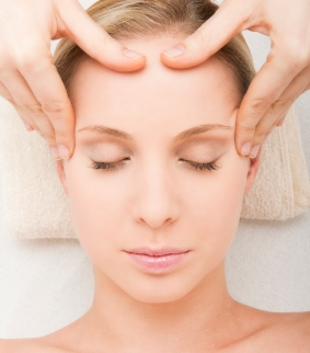 Indian Head, or Oriental Face Massage with Be Harmony, Kidderminster