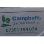 Campbells Gardening Overhaul