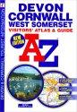 A to Z Devon Cornwall West Somerset